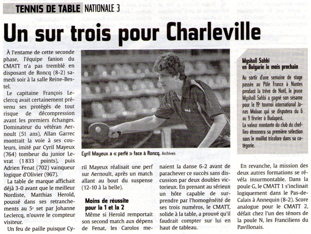 data/2013/multimedia/presse/01/Nationale 3 - Un sur trois pour Charleville.jpg